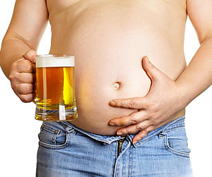 Beer Belly Fat