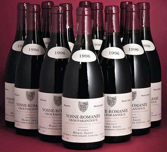 Burgundy Wine Collection Photos