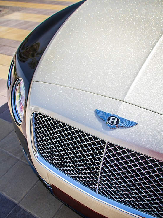 Diamond Bentley Continental