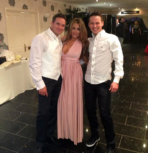 Katie Prices Wedding Pictures