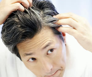 Prevent Premature Greying