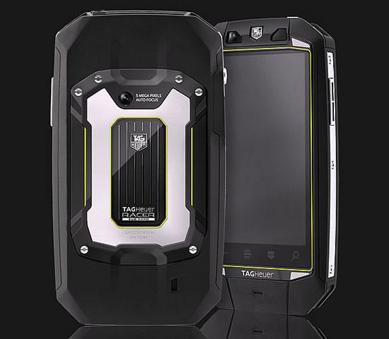 Tag Heuer Sun Nano Smartphone