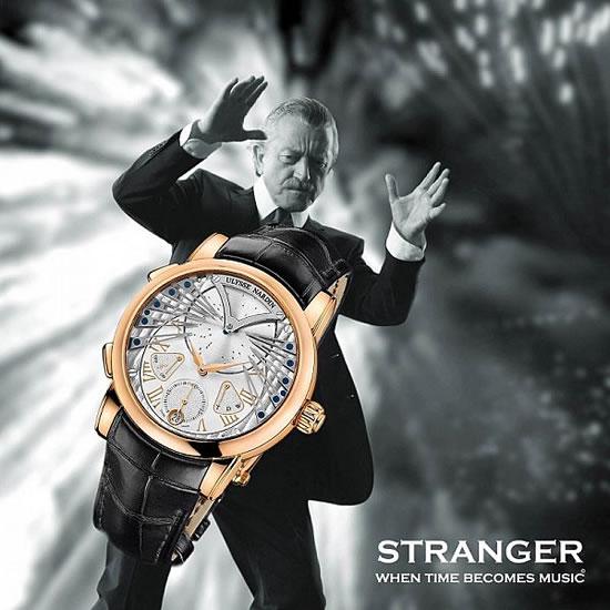 Ulysse Nardin Stranger Watch