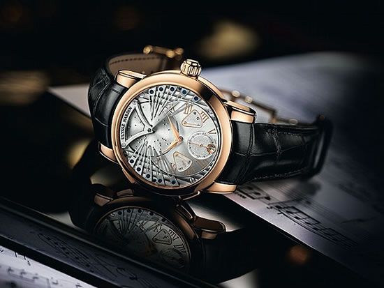 Ulysse Nardin Stranger Wristwatch