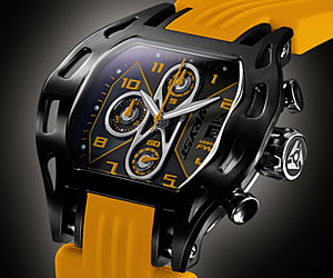 Wryst Timepieces offers Extreme & Motor Sports Luxury Watches