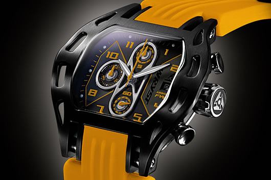 Wryst Motor Sports Watches