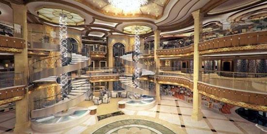 Duchess of Cambridge will name Princess Cruises