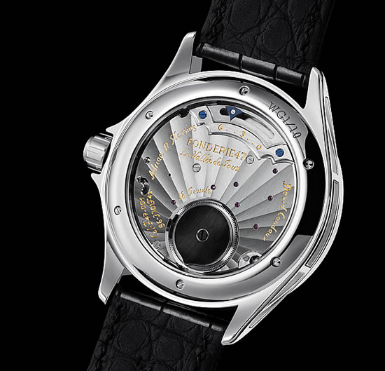 Inversion Principle Elegant Watches Photos