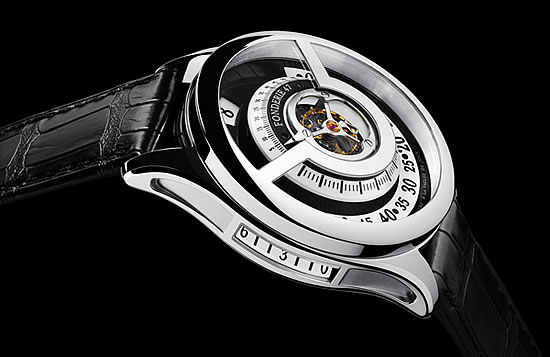Inversion Principle Elegant Watches