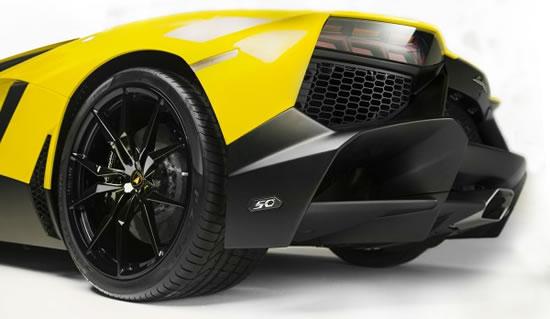 Lamborghini Aventador Lp720-4 Gallery