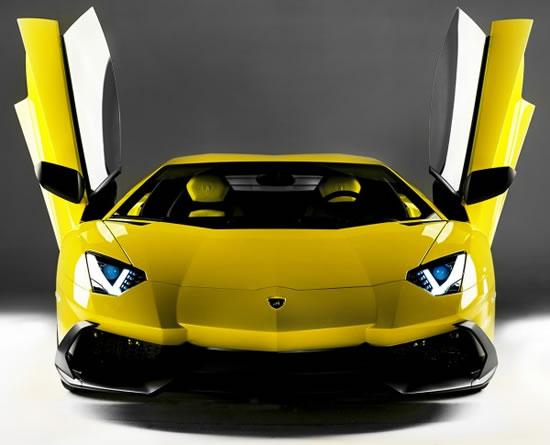 Lamborghini Aventador Lp720-4 Images