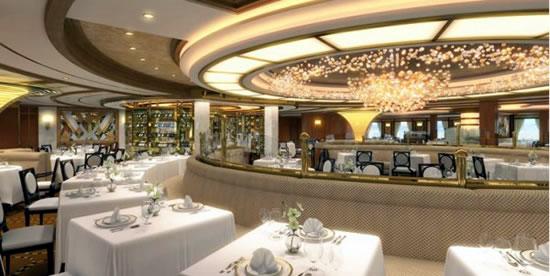 Royal Princess Dining Room