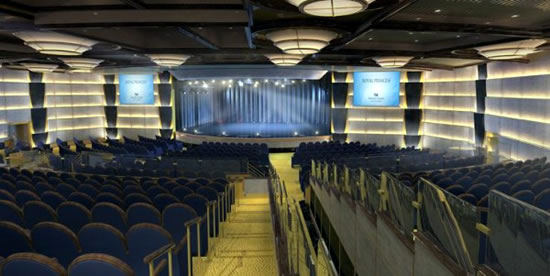 Royal Princess Princess Theater