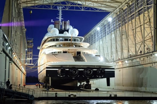 Worlds Largest Yacht Photos