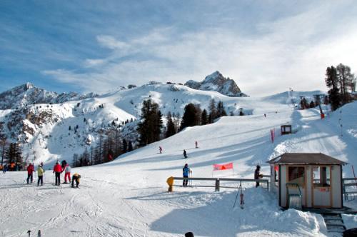Cortina D'Ampezzo Italian Alps