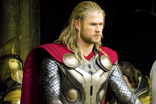 Thor the Movie Pictures
