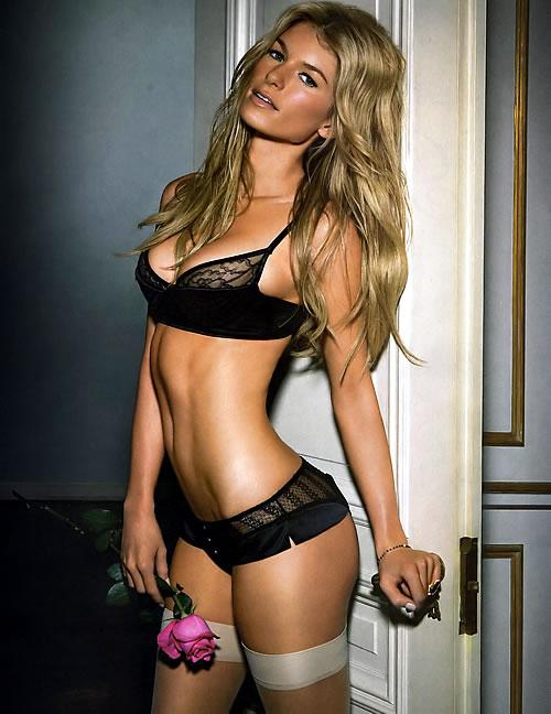 Greatest lingerie models ever