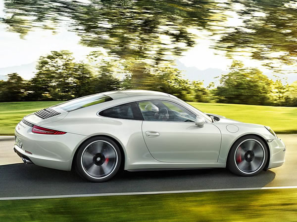 Porsche 911 50th Anniversary Edition Car
