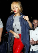 Rihanna WAG Night out in Manchester 4