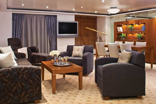 Seven Sea Voyager Cruise