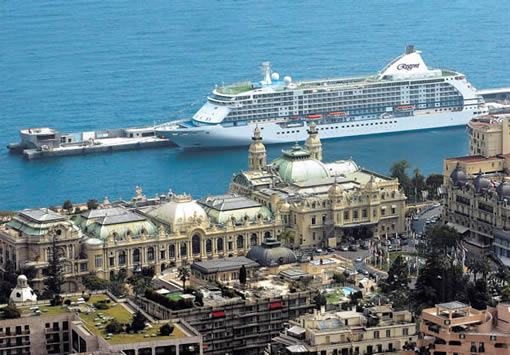 Seven Sea Voyager Sails as an all-suite all-balcony Cruise
