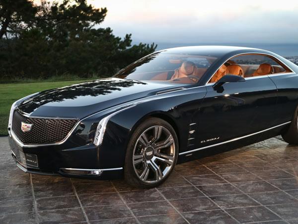 Cadillac shows off big Elmiraj Luxury Car