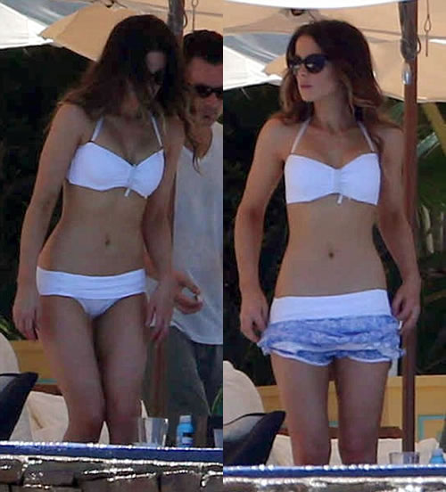 Kate Beckinsale Bra
