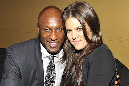 Khloé and Lamar: Not Separated