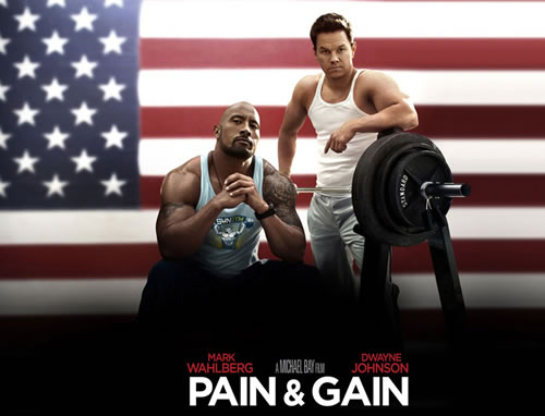 """Review of movie """"Pain and Gain"""""""