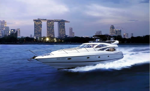 Experience Singapore like never before with the Mandarin Oriental Sail Away Package