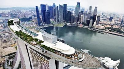 The Lavish Life In Singapore