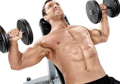 Gain of Muscle Every Week