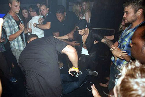 Justin Bieber is Attacked at Toronto Nightclub