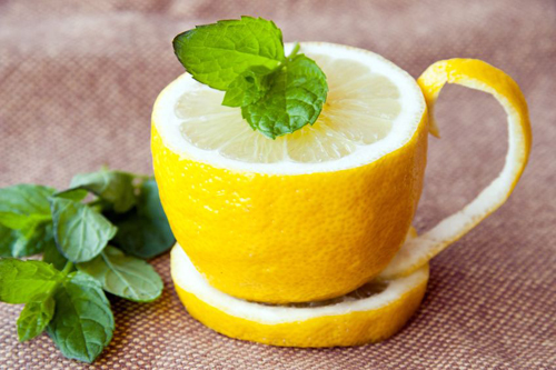 Start Drinking Lemon Water from today
