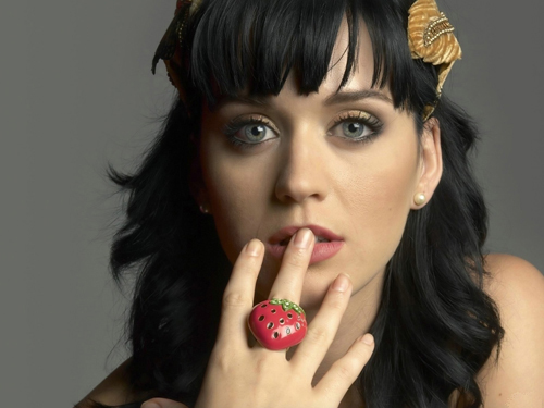 Birthday Bells Ring for Katy Perry