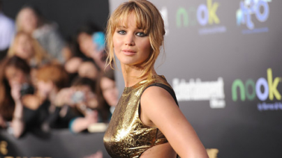 Jennifer Lawrence Most Desirable Actress