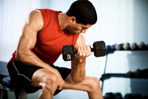 Weight Lifting Workout For Men
