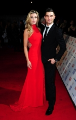 Abbey Clancy National Television Awards