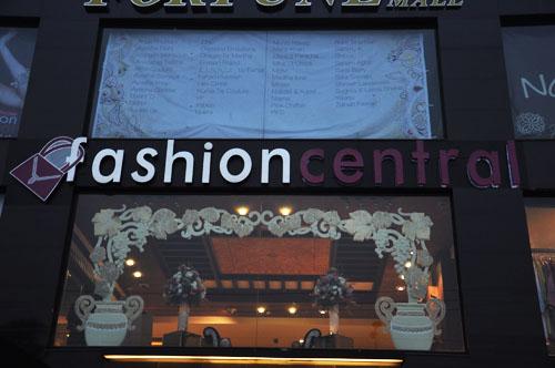 Fashion-Central online shop