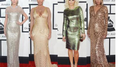 Grammys 2014 Red Carpet Trend