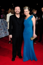 Gervais and Jane National Television Awards