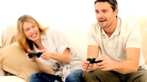 Games play men