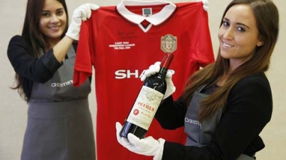Alex Ferguson's wine Collection valued at an Impressive $5 million