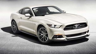 Limited Edition of Ford Mustang celebrates its 50th Anniversary