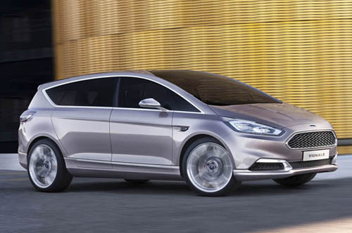 Ford S MAX Concept