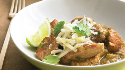 Spicy Pork Green Chili Recipes