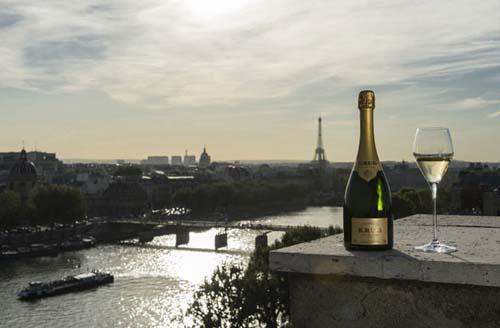 "Krug Champagne returns to Paris with ""Krug en Capitale"""