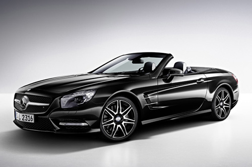Mercedes SL400 Coming to America in the fall with twin-turbo V6
