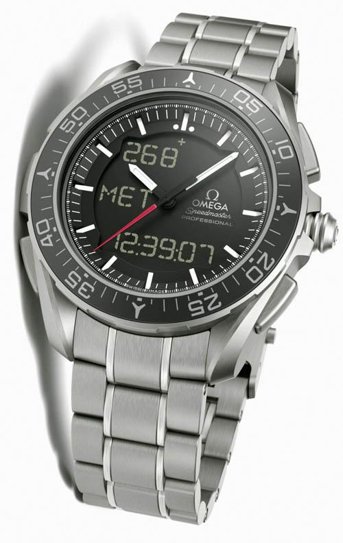 Omega Speedmaster Skywalker X-33 Watch