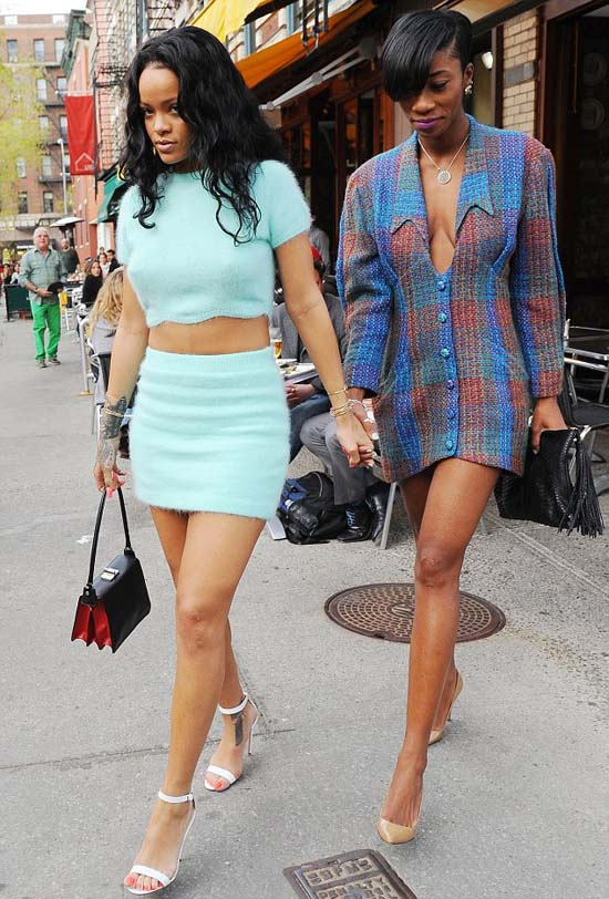 rihanna and melissa forde. Cars Review. Best American Auto & Cars Review